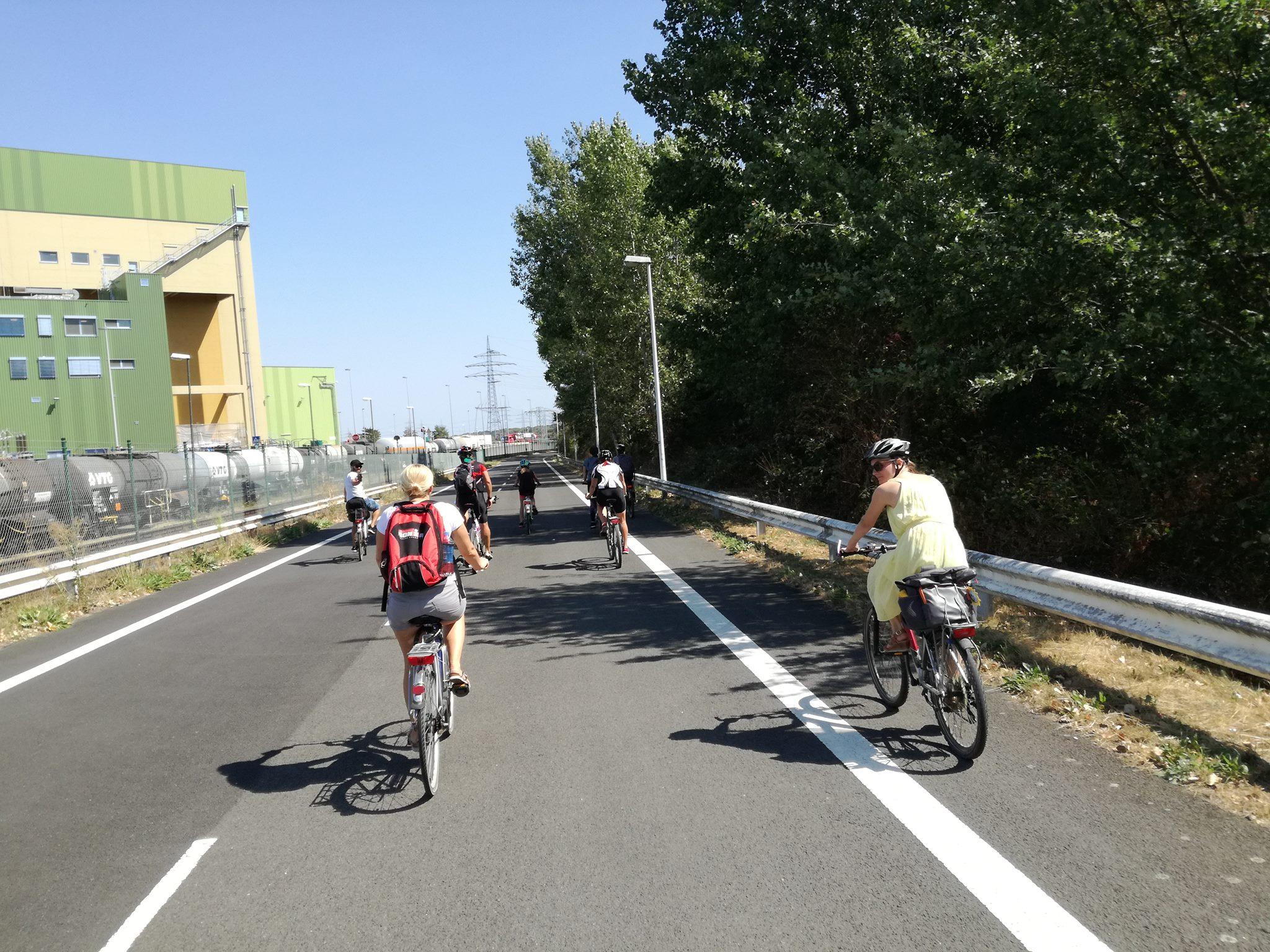 VLJS išvyka dviračiais